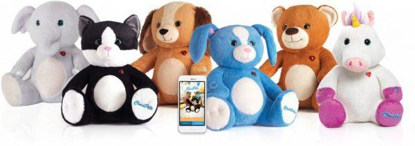 Internet-anslutna leksaker: CloudPets